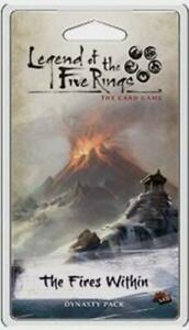 FFG LotFR Card Game Dynasty Pack #9 - The Fires Within New