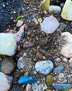 ©Andy K's K-Dirt Gemstone Pay Dirt 2 lbs Guaranteed Gold