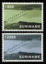 Surinam / Suriname 1999 Brug bridge brucke pont coppename MNH