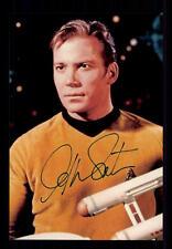 William Shatner ++Autogramm++ ++ Raumschiff Enterprise ++CH 153