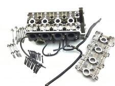Yamaha R6 RJ03 99-02 Motor Zylinderkopf Ventile Komplett