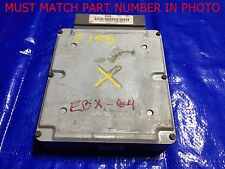 OEM 1999 FORD TRUCK ENGINE COMPUTER ECU ECM BRAIN EBX XL3F-12A650-AHE