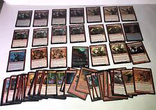 Magic The Gathering Goblin lot 40+ Cards Chainwhirler Siege-Gang Commander MTG