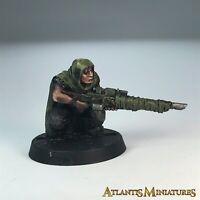 Metal Painted Mad Larkin Gaunts Ghosts Tanith Guard - Warhammer 40K X4445