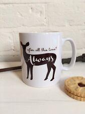 "Harry Potter ""Always"" Mug. Gift Idea. Valentines Day/ Anniversary/ Birthday"