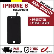 """AAA+ LCD VITRE DISPLAY SCHERM ÉCRAN BLACK NOIR & VERRE TREMPÉ FOR IPHONE 6 4.7"""""""