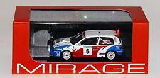 HPI RESIN 8363 1/43 Nissan Pulsar Sunny GTI Rallye Swedish 1992 Blomqvist RARE