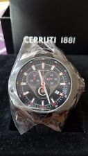 Cerruti 1881 Herren Chrono Uhr Watch Chronograph NEUCRA026F224G