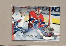 patrick roy montreal canadians 1995/96 ud electric ice 39 card
