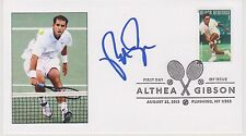 SIGNED PETE SAMPRAS FDC AUTOGRAPH FIRST DAY COVER