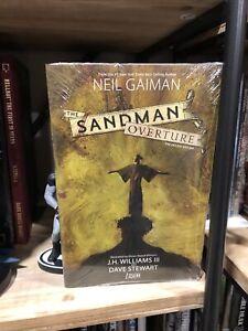 Sandman Overture Deluxe Edition Hardcover Vertigo Variant Cover Brand New Sealed
