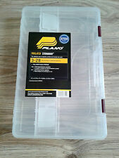 PLANO 2-3750-02 Utility Box StowAway 3-28 Tackle BOX Fishing // BRAND NEW
