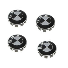 4pcs For BMW 1 3 5 6 7 Series Wheel Center Cap Rim Emblem Cover Logo Badge 68MM