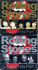 THE ROLLING STONES. GREATEST HITS. PARTS 1 & 2 4CD SET