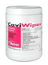 Metrex Caviwipes Germicidal Hospital Towelettes Large 6 X 675 160pk Fresh
