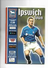 IPSWICH TOWN V DERBY COUNTY 21/08/2001 PREMIERSHIP (1)