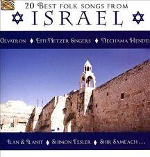 20 Best Folk Songs From Israel, New Music
