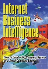 Internet Business Intelligence: How to Build a Big Company System on a-ExLibrary