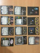 Star Trek Attack Wing Doomsday Machine Ship Card Set