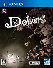 Nuevo Ps Vita Dokuro Playstation Vita Japón Oficial Importado