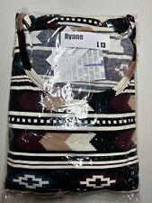 LuLaRoe Ryane Long Sleeve Empire Waist Dress Size Large 13