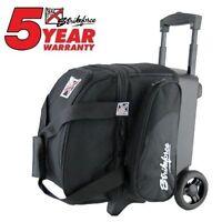 KR Cruiser Black 1 Ball Roller Bowling Bag FAST SHIPPING