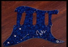 GFA No Doubt Rock Band * TONY KANAL * Signed Electric Pickguard PROOF AD1 COA