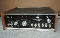 Vintage DBx II Model 128 Dynamic Range Enhancer Noise Reduction System J0742