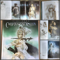 Erotic. Malefic Time. Book Deadly beauty. Royo Luis