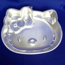 Wilton Hello Kitty Cake Pan With Picture And Instructions 2012 Sanrio 2015 -7575