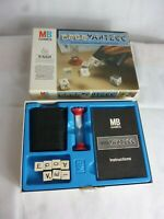 Vintage MB Games Word Yahtzee 1981 Complete