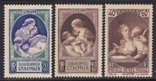 Timbres FRANCE 1939 n° 440-441-446 Neuf * - Voir Verso -