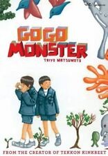 Gogo Monster (Hardback or Cased Book)