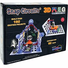Snap Circuits 3D M.E.G. Electronics Discovery Kit - Go Vertical