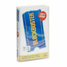 Blockbuster Movie Party Trivia Game NEW