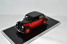 Mercedes-Benz 130H W23 Limousine 2 doors 1934 1/43 IXO MUS026