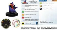 THE BATMAN OF ZUR-EN-ARRH #103 Batman DC HeroClix OP LE sealed