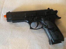 AK887 AK-887 Spring Airsoft Pistol Gun - 9mm pellet beginner gun - BLACK NEW