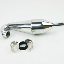 Tuned Exhaust pipe Part for HPI rovan Baja 5B 5T King Motor