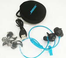 Bose Soundsport sans Fil en Oreille Casque Bluetooth NFC Bleu Bose Soundsport
