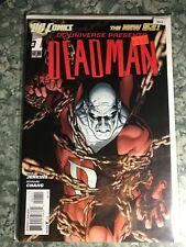 DC Universe Presents Deadman 1 - High Grade Comic Book B9-9