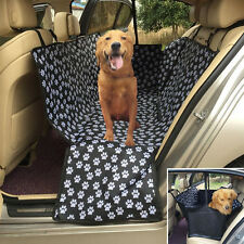 Car Back Seat Large Pet Waterproof Mat Cover Protector Dog Travel Safety Cushion