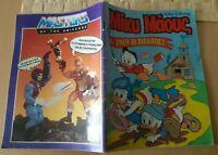 vintage Greek comic He-Man He man Masters of the Universe Motu skeletor ad 1989
