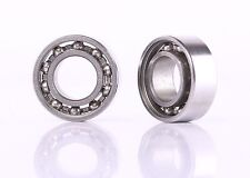R188 Stainless Fidget Spinner Bearings 1/4 x 1/2 x 3/16 2 pieces by ACER Racing