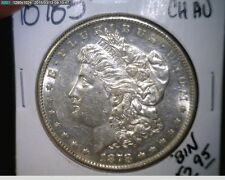 1878 S Morgan Silver Dollar - 90% Silver - CHOICE AU