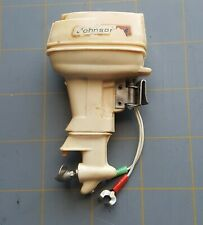 Vintage Outdoor Motor Johnson 40 Boat RC Untested FOR REPORTS OR REPAIR Japan