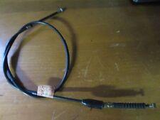 Kawasaki F11, F9B Bighorn front brake cable, NOS