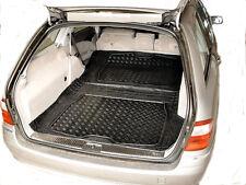 Mercedes S211 E Class kombi schwarz gummi kofferraum verkleidung hunde matte
