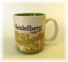 STARBUCKS HEIDELBERG,GERMANY  MUG COLLECTOR SERIES 16 OZ NEW