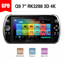 7'' IPS GPD Portable RK3288 Gamepad Tablet PC Gaming Player Game Console Player